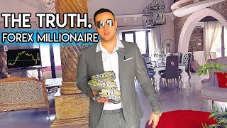 Truth About FxLifeStyle - Millionaire Forex Trader