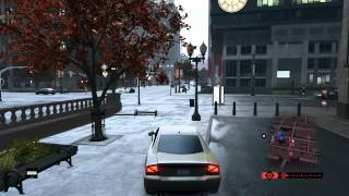 Watch Dogs PC HD Gameplay Low to Ultra settings change