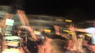 A clip from Alesso live @ Stage BH Mallorca 14.7.2015