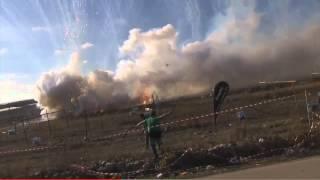 Firework fail disaster 2014