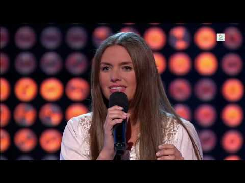 The Voice Norway audition 2013 - Oda K. Larsen - Falling Slowly