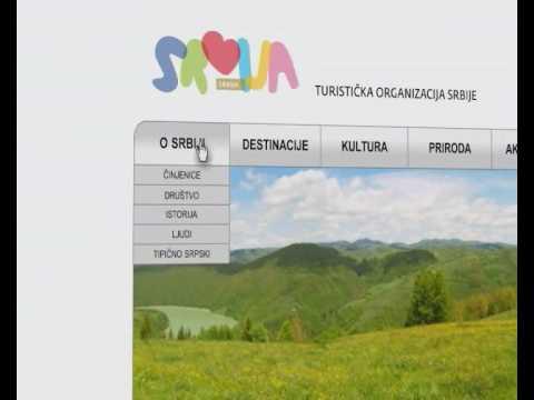 Serbia - Srbija.travel - Serbian version