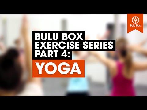 Bulu Box Workout Warrior Series – Yoga