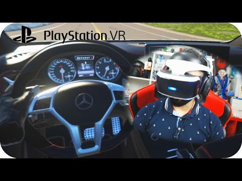 MI PRIMER VIDEO EN REALIDAD VIRTUAL!! FLIPANDO MUCHO CON #PSVR