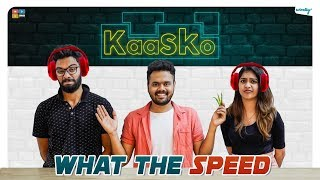 What The Speed || Kaasko || Tamada Media