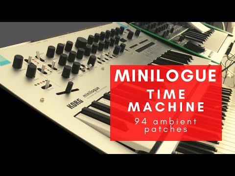 Minilogue Atmosphere & Vintage patches - part 2