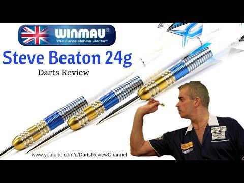 Winmau 2018 Steve Beaton 24g darts review
