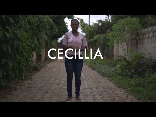 Cecillia - Tax activist | #MakeTaxFair