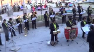 Banda Ascención Huanza Huarochiri - Homenaje a Huarochiri