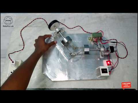 Mechanical Engineering Projects | Angular Gearless Power Transmission System By Ercoms.com