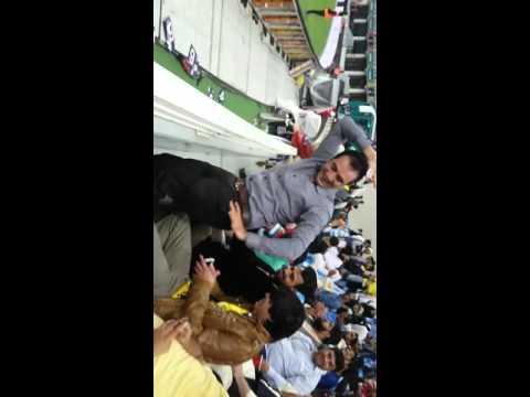 Psl enjoy a lot dubai stadium