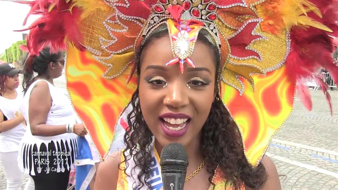 Carnaval Tropical Paris 2017 Hd 56m37 By Jul Castry 1ère Partie Youtube