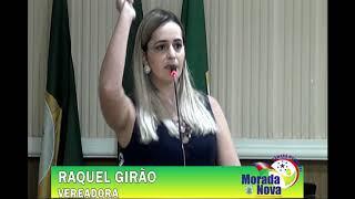 Raquel Girão pronunciamento 09 12 2017