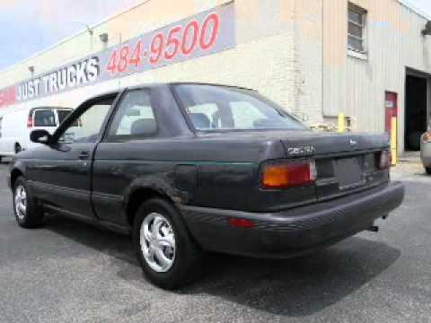 1992 Nissan Sentra - Ft. Wayne IN - YouTube