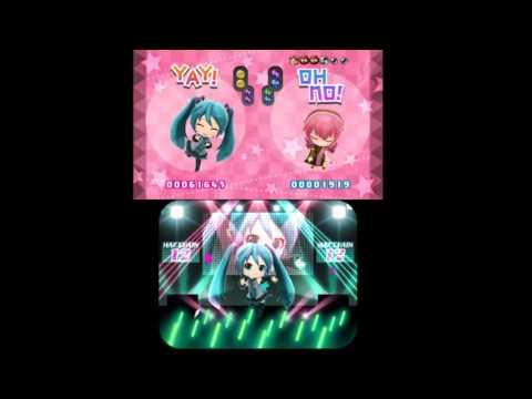 Puyo Puyo 39 Tough Difficulty (Hatsune Miku: Project Mirai DX)