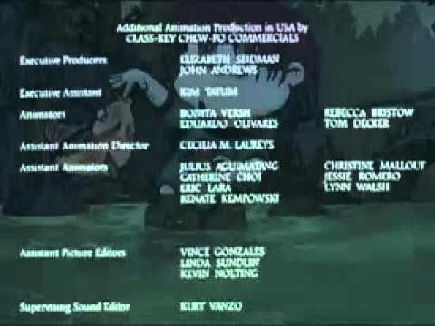 The Rugrats Movie end credits re-do - YouTube
