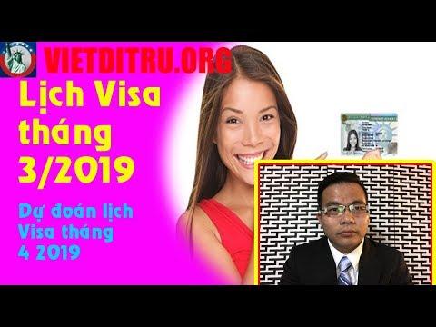 Lịch Visa: Cực Sốc F2B và F4 tăng 3 tháng !!!