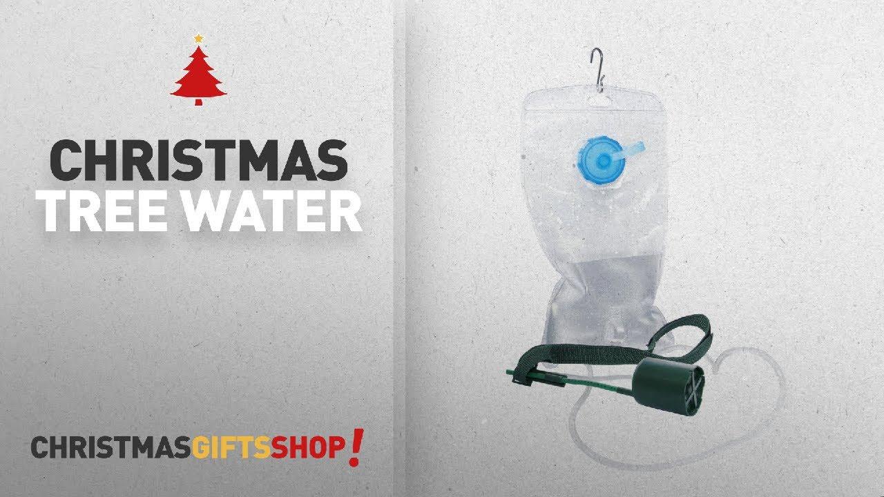 Most Popular Christmas Tree Water: Elf Logic