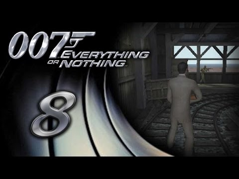 Let's Play James Bond 007: Everything or Nothing - Episode 8 - Vertigo