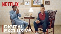 Digital Exclusive | Did We Just Become Best Friends: Caleb McLaughlin x Lena Waithe | Netflix - Продолжительность: 3 минуты 1 секунда