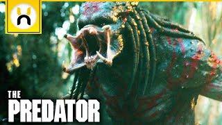 The Predator 2018 Upgrade Predator Terrifying Origins REVEALED