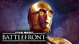 Battlefront News - Customization, New Images, C3PO and Hoth Maps! (PS4, Xbox One, PC)