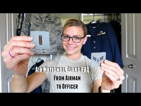 Air National Guard FAQ - My Experience As An Airman And Officer