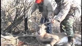 Worlds Largest Whitetail Deer Killed on Film