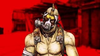 Repeat youtube video Borderlands 2 - Krieg: A Meat Bicycle Built for Two