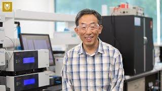 Professor Shaobin Wang   Nano technology + green energy solutions