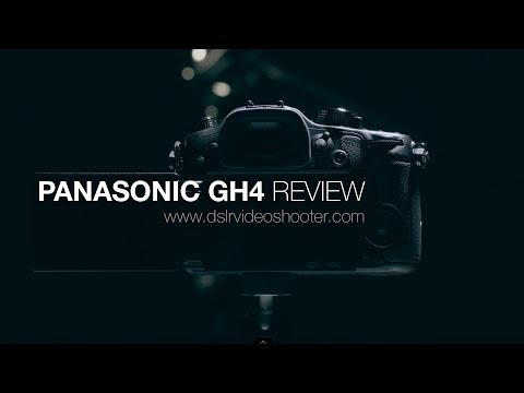 Panasonic GH4 Video Review