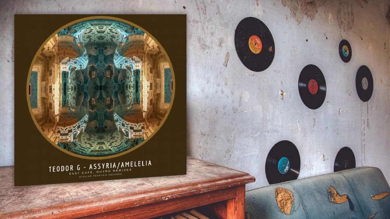Download Teodor G. -  Amelelia (Original Mix)