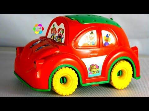 اكبر لعبة مفاجآت 9 عربيات المفاجآت للاطفال العاب السيارات بنات واولاد biggest surprises car toy game