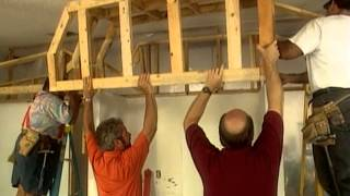 How To Build A Room Partition - Kitchen Remodel Coral Gables, Fl - Bob Vila Eps.1206