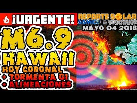 TERREMOTO EN HAWAII M6.9 ANÁLISIS | MEXICO TIEMBLA | VAMOS A A MARTE | ALEX BACKMAN
