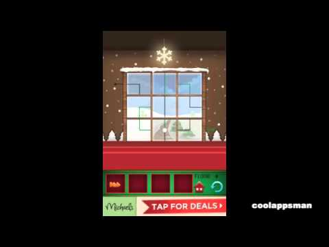 100 Floors Christmas Walkthrough Level 4 Youtube