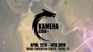 The Dragon Ball Community, Geekdom101 and Kamehacon 2019