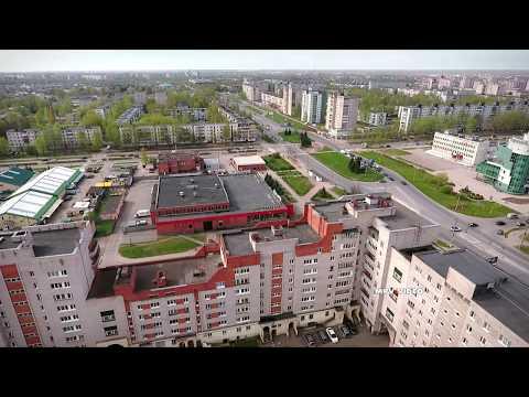 Западный район Аэросъемка Великий Новгород