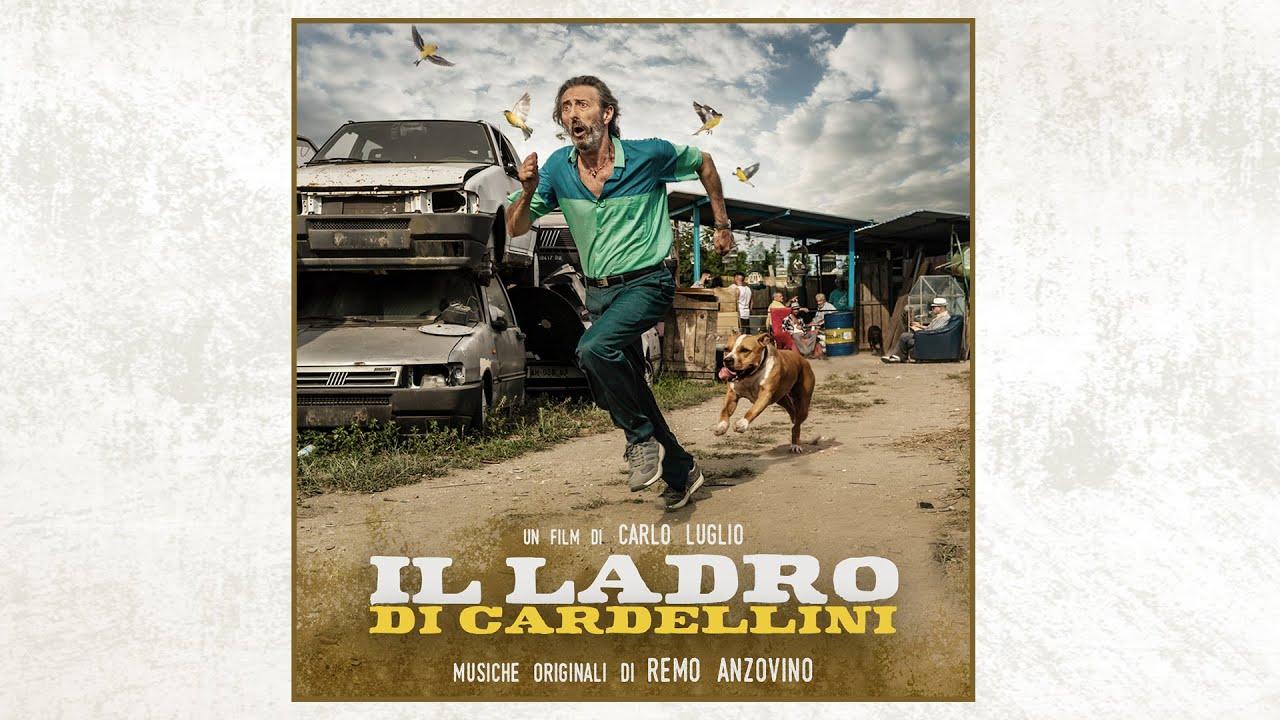 """Remo Anzovino - Musiche Originali de """"Il Ladro di Cardellini"""" (regia di Carlo Luglio) Trailer Album"""