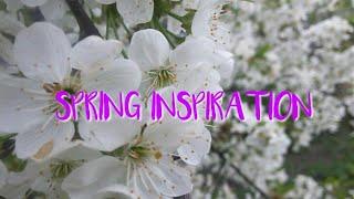 😙Spring Inspiration / 🌞Весенние Вдохновения 🌸