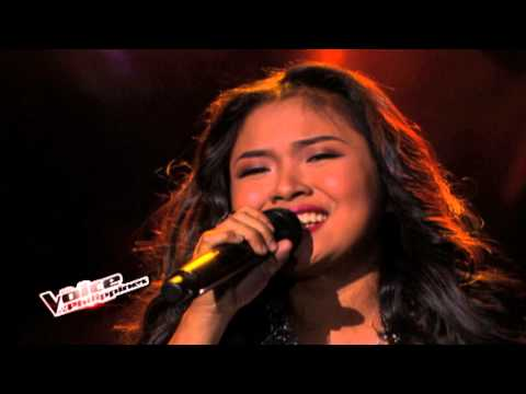 """The Live Shows """"One Sweet Day"""" by Daryl and Alisah (Season 2)"""