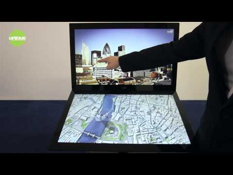 Interactive Architectural Kiosk - 3D 360 Virtual Tour & Apartment Finder - Functionality
