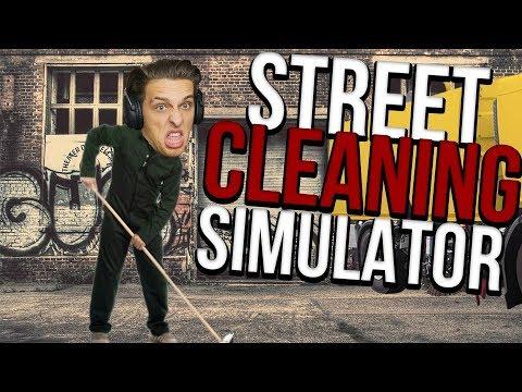 PROČ TOHLE EXISTUJE??? | Street Cleaning Simulator 2011