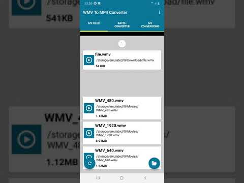 Wmv To Mp4 For Android
