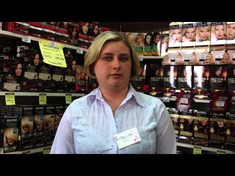 Информация о краске для волос