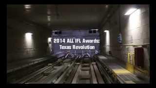2014 Texas Revolution All-IFL Awards