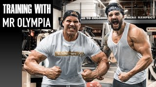 GROW YOUR SHOULDERS | Training With