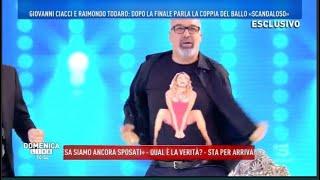 Barbara D'Urso risponde alle parole di Selvaggia Lucarelli citando Nina Moric