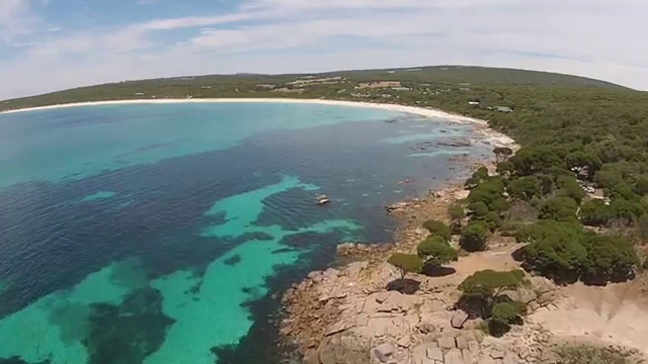 Bunker Bay Dunsborough Western Australia Youtube