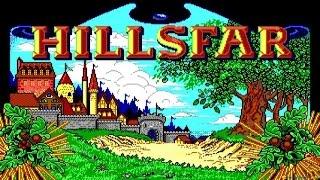 Hillsfar gameplay (PC Game, 1989)